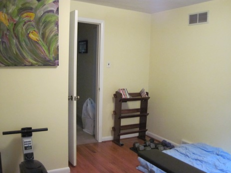 Littler Ks Room - before - view 2